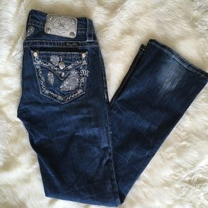 Miss Me Jeans - Miss Me Signature Boot Jeans